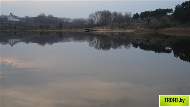 река Мажа, г Копыль