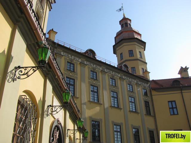 Несвижский замок после реставрации