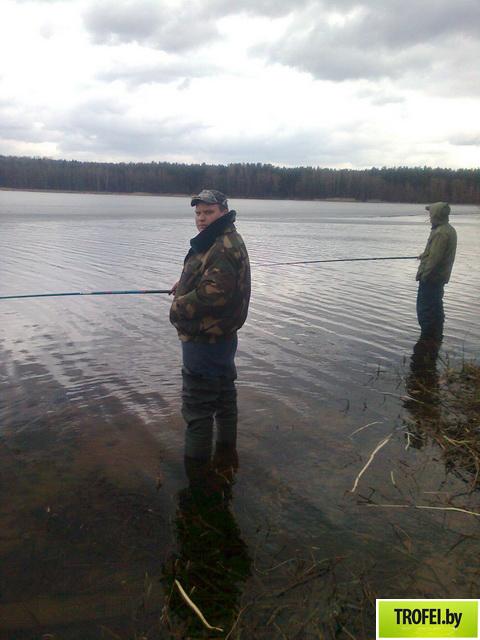 водохранилище гать рыбалка