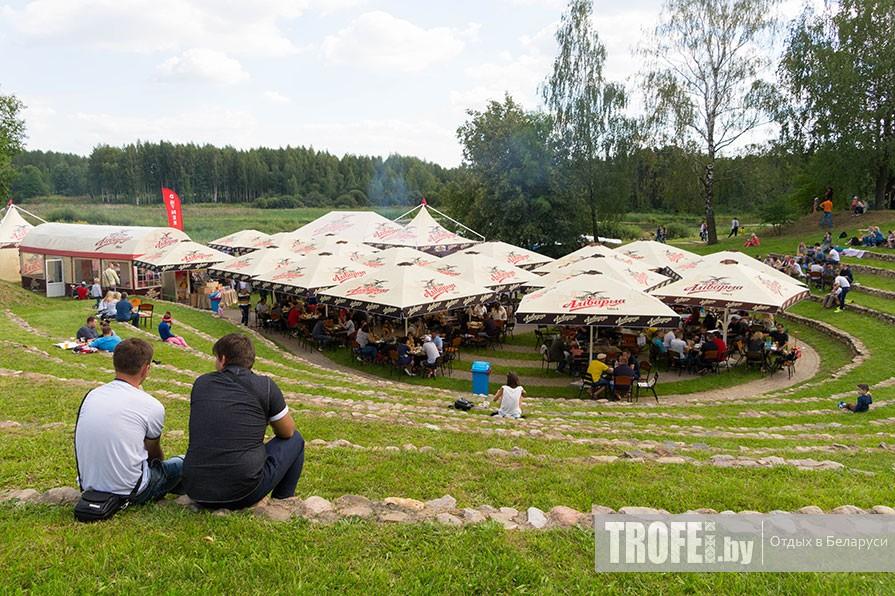 Фотоотчет с пивного фестиваля европы