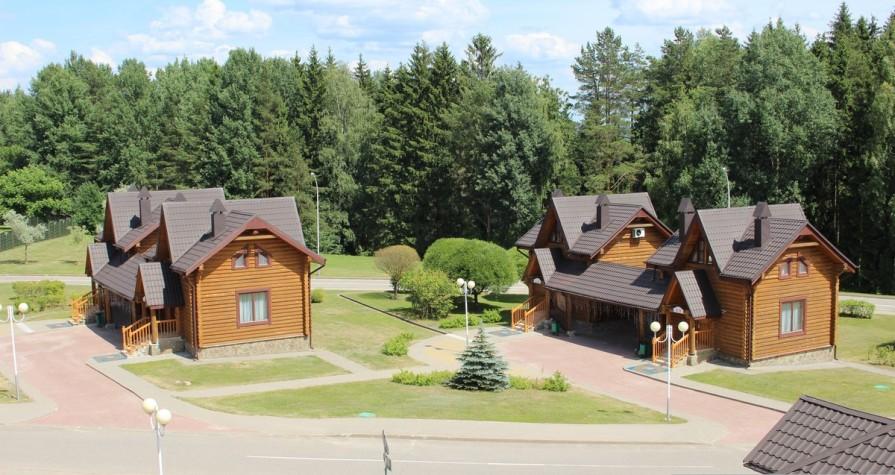 Двухместный двухуровневый гостевой дом